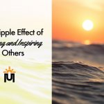 The Ripple Effect of Helping and Inspiring Others
