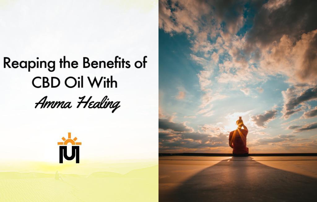 amma healing