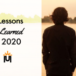8 Lessons I Learned In 2020