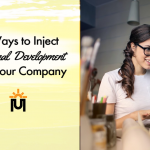 5 Ways to Inject Personal Development Into Your Company