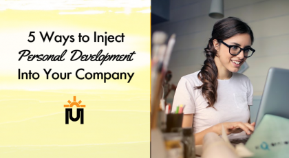 personal development workplace