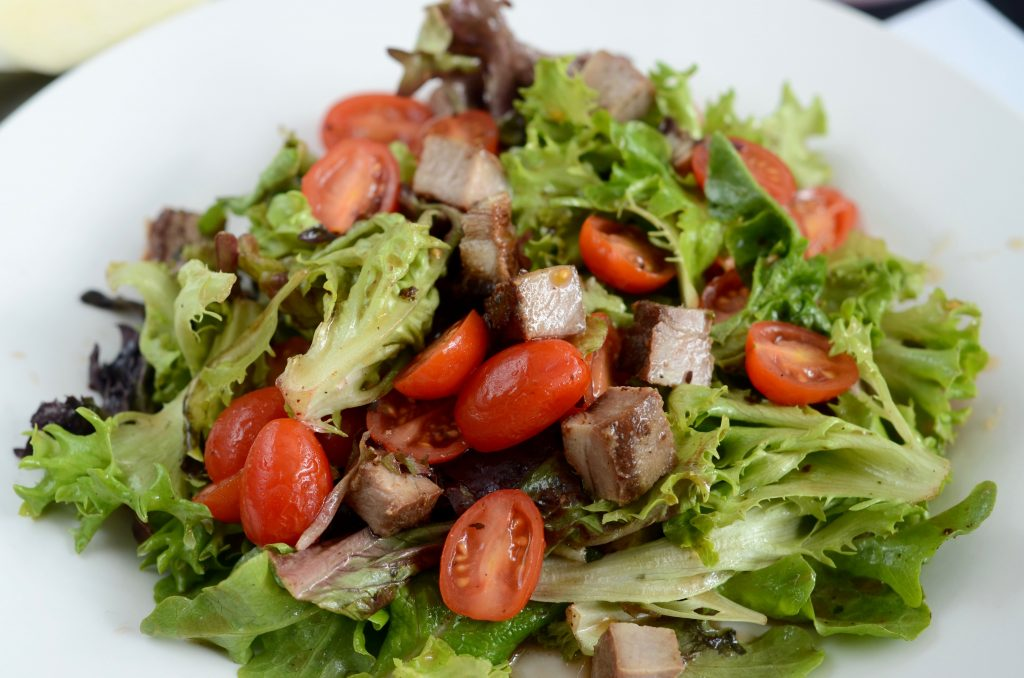 eat a salad every day