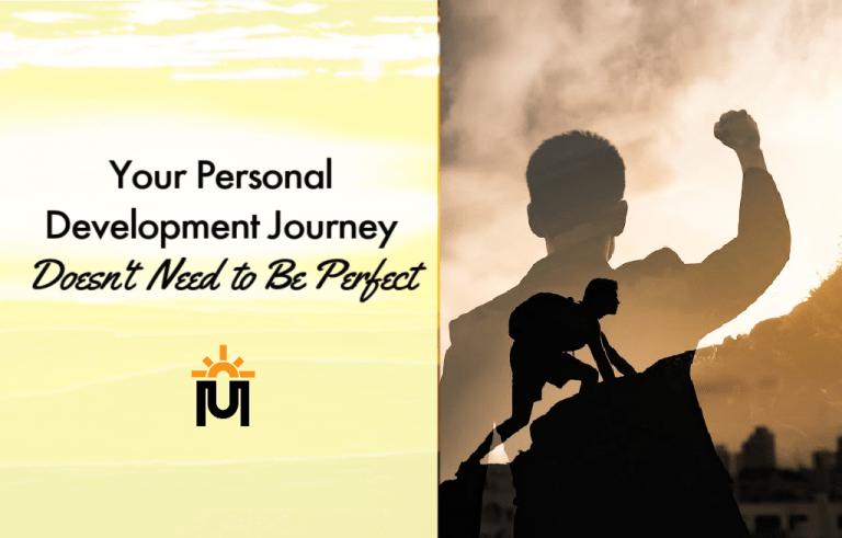 personal development not perfect
